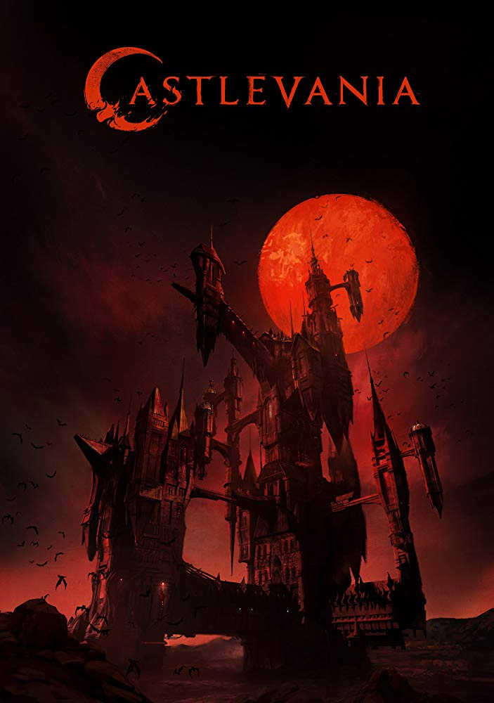 Dracula's castle in all its menace and glory. image from IMDB.