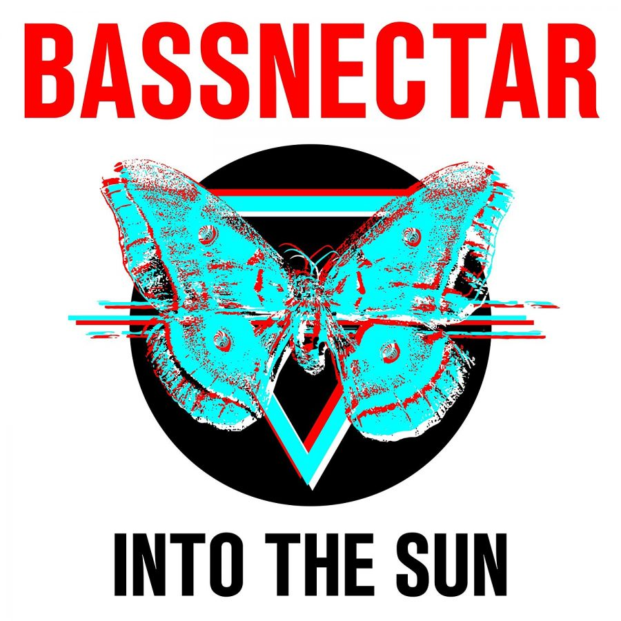 The+cover+of+Bassnectar%27s+%22Into+the+Sun.%22