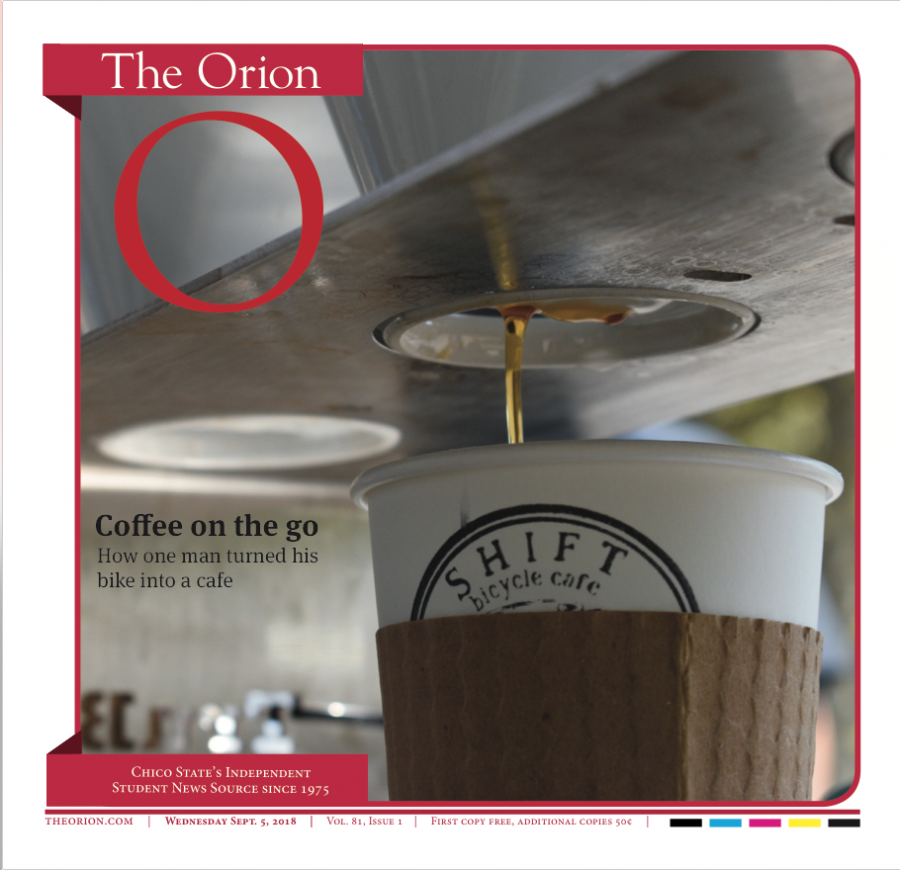 The Orion Volume 81 Issue 1