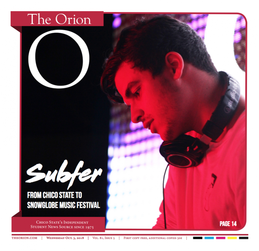 The Orion Volume 81 Issue 5