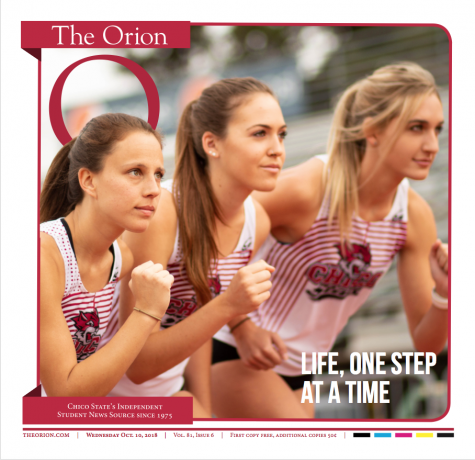 Check out Vol. 75, Issue 16 of The Orion