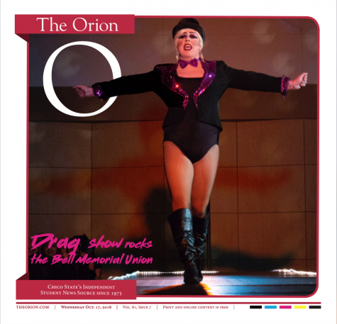 The Orion Vol. 74, Issue 16
