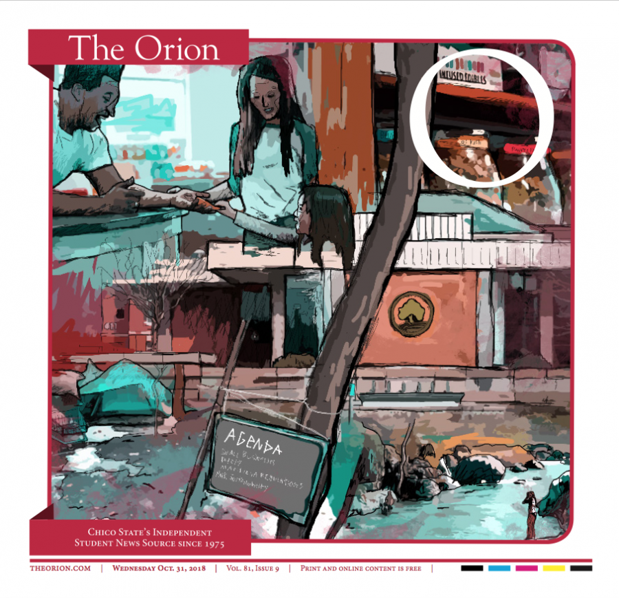 The Orion Volume 81 Issue 9