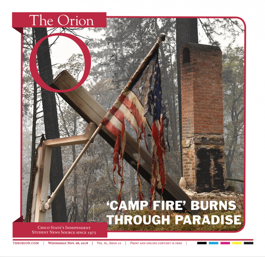 The Orion Volume 81 Issue 11