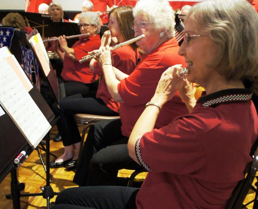 Chico Community Concert Band to play free holiday concert