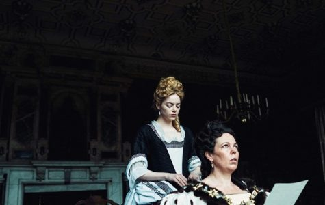 """The Favourite"" is a brilliant period piece"