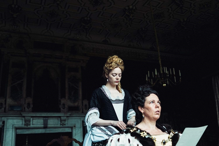 The Favourite is a brilliant period piece