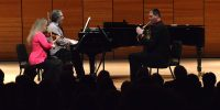 'Astronomic' chamber music by Brahms serenades