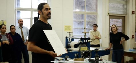 Featured Artist: Jacob Meders showcases the art of printmaking