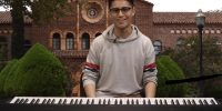 Featured Artist: Caloy shows off piano skills, distinct vocal talent