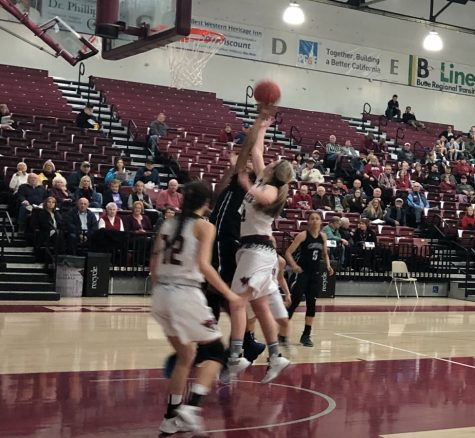 After hot start, women's basketball team loses to San Bernardino