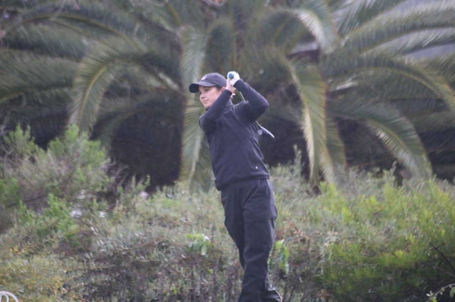 Natalie Kinney finished with a score of 172 Tuesday at the Tim Tierney Shootout. Photo credit: Chico State Sports Information