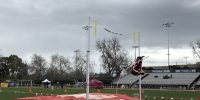 Wildcats Track and Field perform strong despite rain