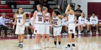 Women's basketball experience ups and downs in long season