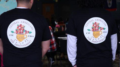 C.A.F.E. T-shirt Logo