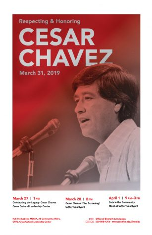 Campus asks for responsible participation in Cesar Chavez Day