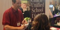 California school districts visit Chico State for Education Hiring Fair