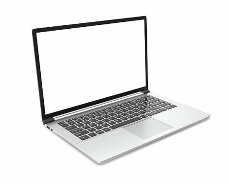 The desire for Apple laptops overcomes their actual offering to the public.  3D illustration fromiStock.com.