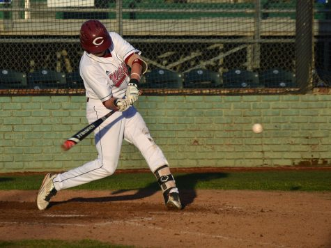 Wildcats baseball team holds on in game one, shutout in second