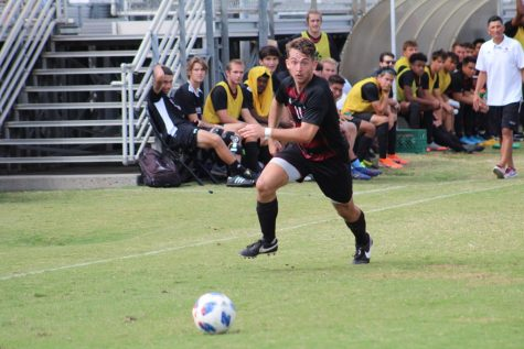 Chico State men's soccer stays undefeated before road trip