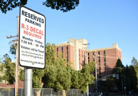 Chico State opens 70 reserved parking spots for students