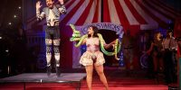 Circus Vargas enchants audiences of all ages