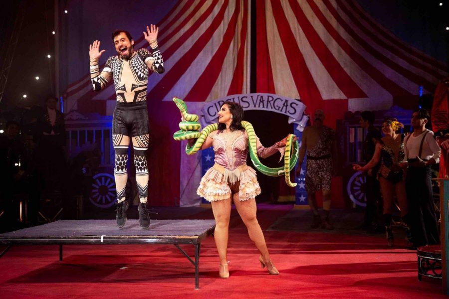 Photo provided by Circus Vargas.