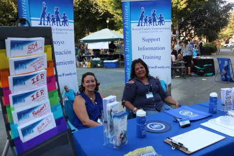 Fair brought opportunities to support the disabled community