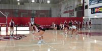 Chico State Volleyball snags their first win in Hawaii