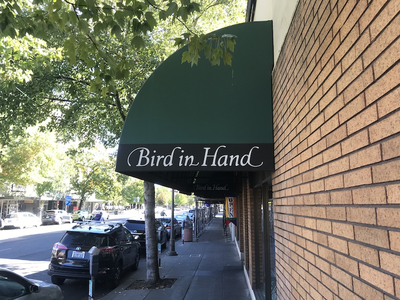 Bird in Hand owner Bob Malowney shares his thoughts on a sales tax increase. Photo credit: Jessie Imhoff