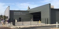 Butte College holds ceremony for new welding building