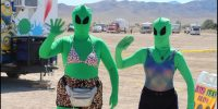 "What happened at the Area 51 ""raid"""