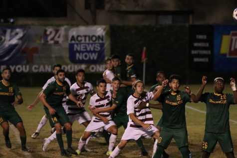 Video: Chico State men's soccer v.s. Cal Poly Pomona