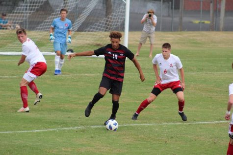 Wildcats give Division I competitors a tough time