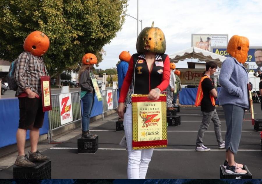 The Orion Newscast: Zombieland & Pumpkin Heads