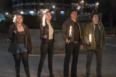 'Zombieland: Double Tap' is funny, but not much else