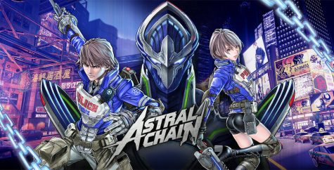 From left to right: Astral Chain