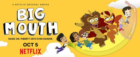 Big Mouth promotional image from Netflix