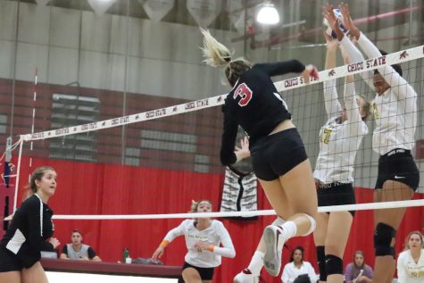 Chico volleyball bright start didn't last long