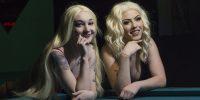 Featured Artist: Scarlett and Sapphire take center stage