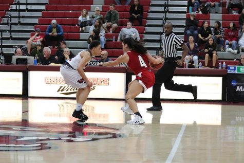 Wildcats come up short against Stanislaus State