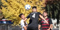 Men's soccer gets fourth straight shutout win