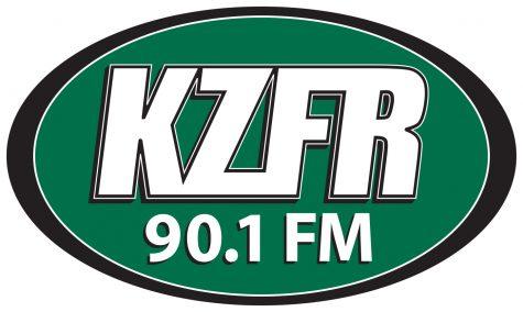 KZFR Logo Color