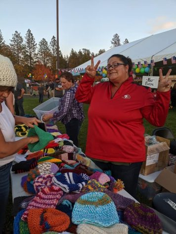 Resilience through knitting: Camp Fire survivor gave out over 1,000 beanies during tragedy