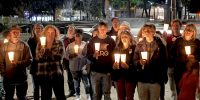 Butte County Youth Advisory holds candlelit vigil to remember homeless youth