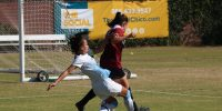 Women's soccer falls late to Sonoma