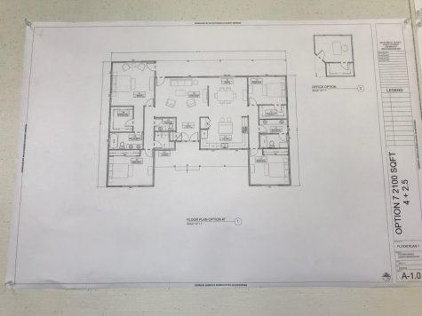 Student Floor Plan