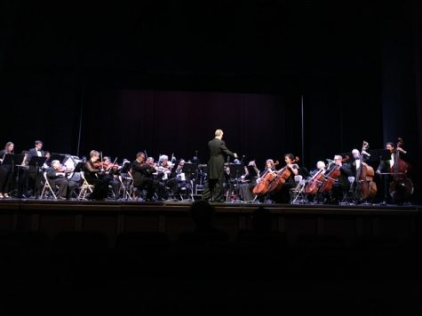 The Paradise Symphony opens with Fanfare for the Common Man by Aaron Copland Photo credit: Melissa Joseph