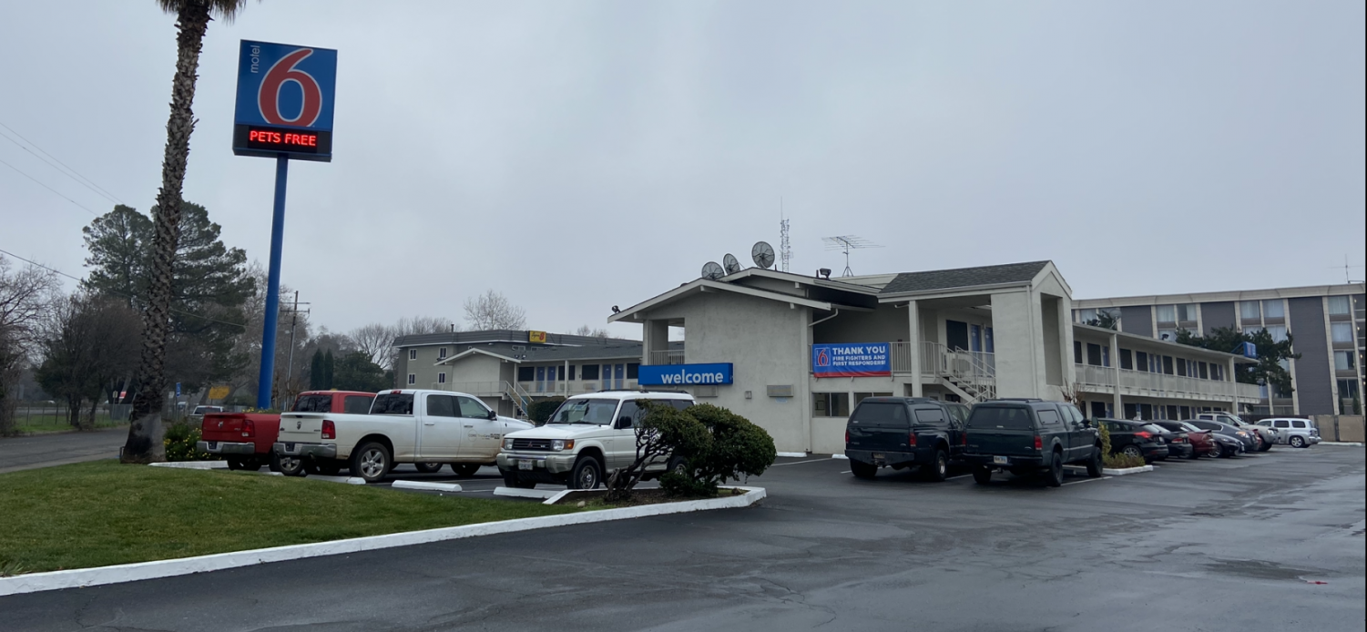 A shooting at the Chico Motel 6 resulted in one death