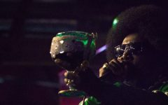 Afroman lights up Chico